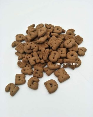 KHONG GUAN BISCUIT ABC CHOCOLATE 3.5KG