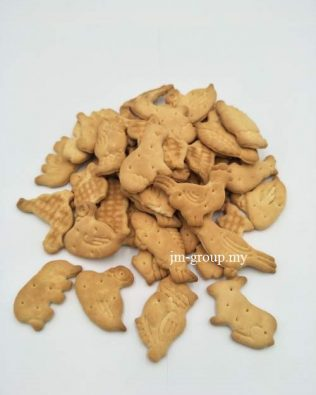 KHONG GUAN BISCUIT ANIMAL 3.5KG