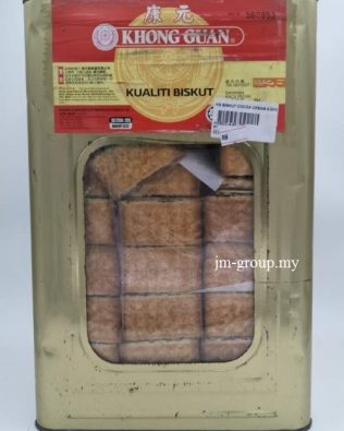 KHONG GUAN BISCUIT COCOA CREAM 4.5KG