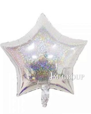 18 INCHI FOILBALLON SHINING STAR
