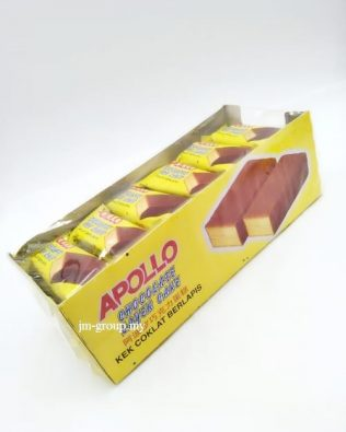 APOLLO CHOCOLATE LAYER CAKE 24PCS