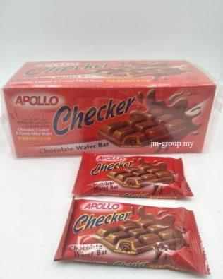 APOLLO CHECKER 24PCS