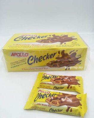 APOLLO CHECKER 24PCS