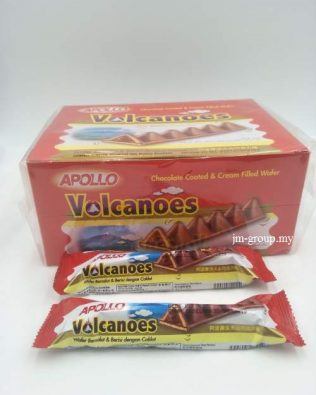 APOLLO VOLCANOES WAFER 24PCS