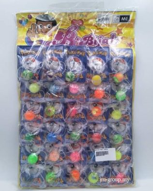 BOUNCY BALL 30PCS