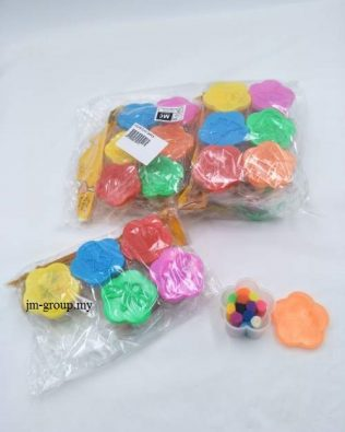 COLOUR CLAY 24PCS