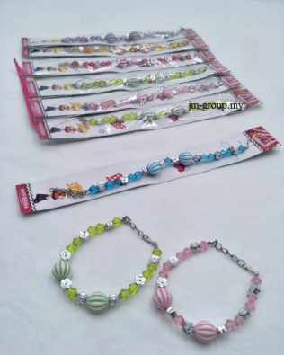 CRYSTAL CHAIN 20PCS