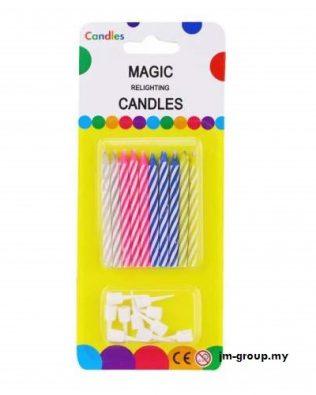 MAGIC RELIGHTING CANDLES 10PCS
