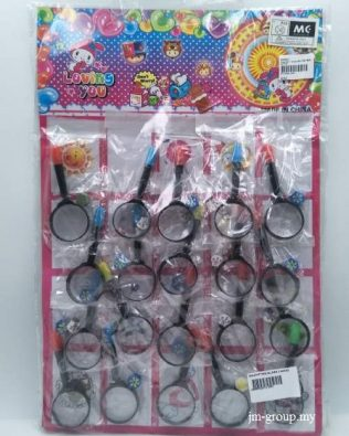 MAGNIFYING GLASS 20PCS