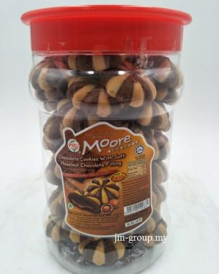 MOORE COOKIES 600GM