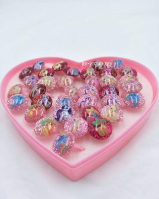 PONY RING 36PCS