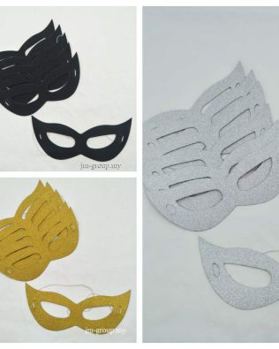 SHINNING MASK 6PCS