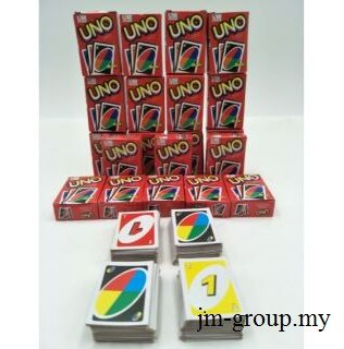 MINI UNO CARD 20PCS
