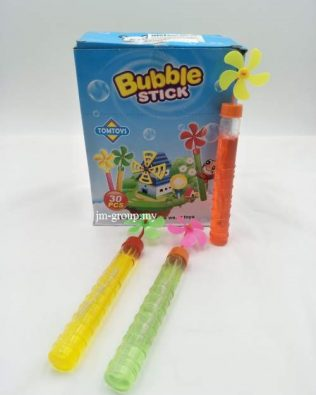 WINDMILL BUBBLE STICK 30PCS