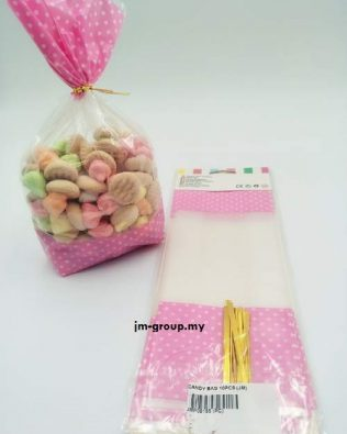CANDY BAG 10PCS