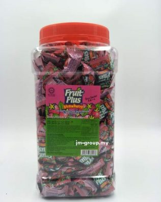 FRUIT PLUS CANDY 350PCS