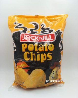 JACK & JILL POTATO CHIPS FUN PACK 8PCS