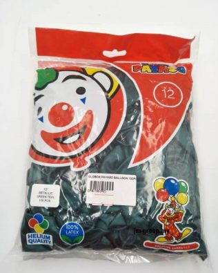 GLOBOS PAYASO BALLOON 100PCS