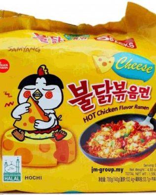 Samyang Hot Chicken Flavor Ramen Cheese