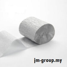 PAPER CREPE Gold / Silver 10 Meter 2 Pcs Per Pack