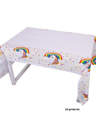 TABLE COVER UNICORN