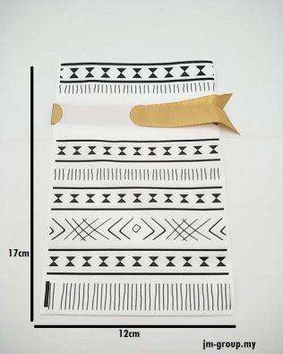 GIFT BAGS 12cmx17cm 50PCS