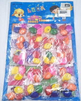 BALLOON FACE 20PCS