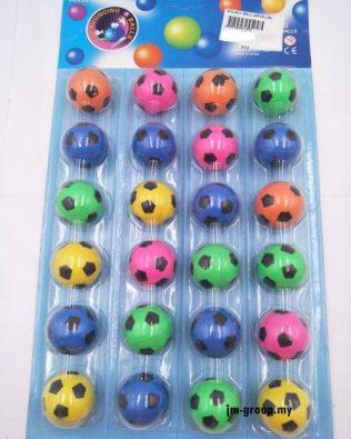 BOUNCY BALL 24PCS
