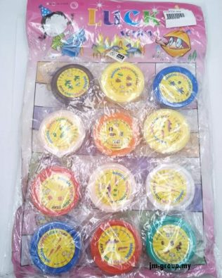COLOUR CLAY 12PCS