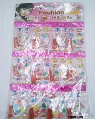 FASHION NAIL 12PCS