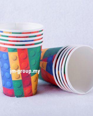 LEGO PAPER CUP 6PCS