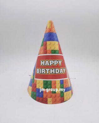 PARTY HAT LEGO 1PCS